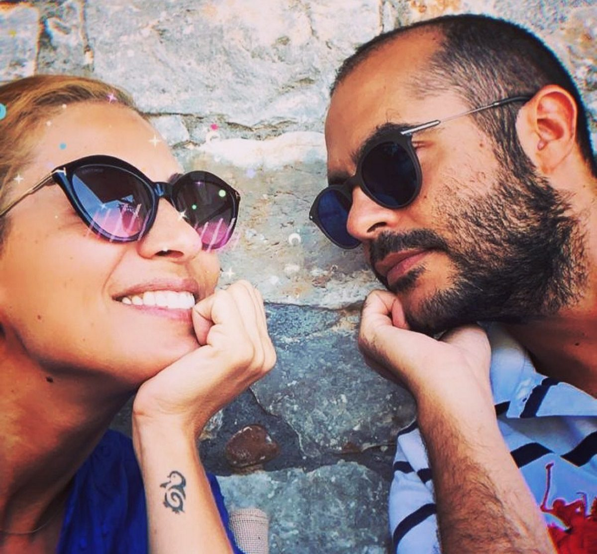 Μαρία Ηλιάκη: «Εγώ και εσύ» – Η τρυφερή ανάρτηση του συντρόφου της [pic]   tlife.gr