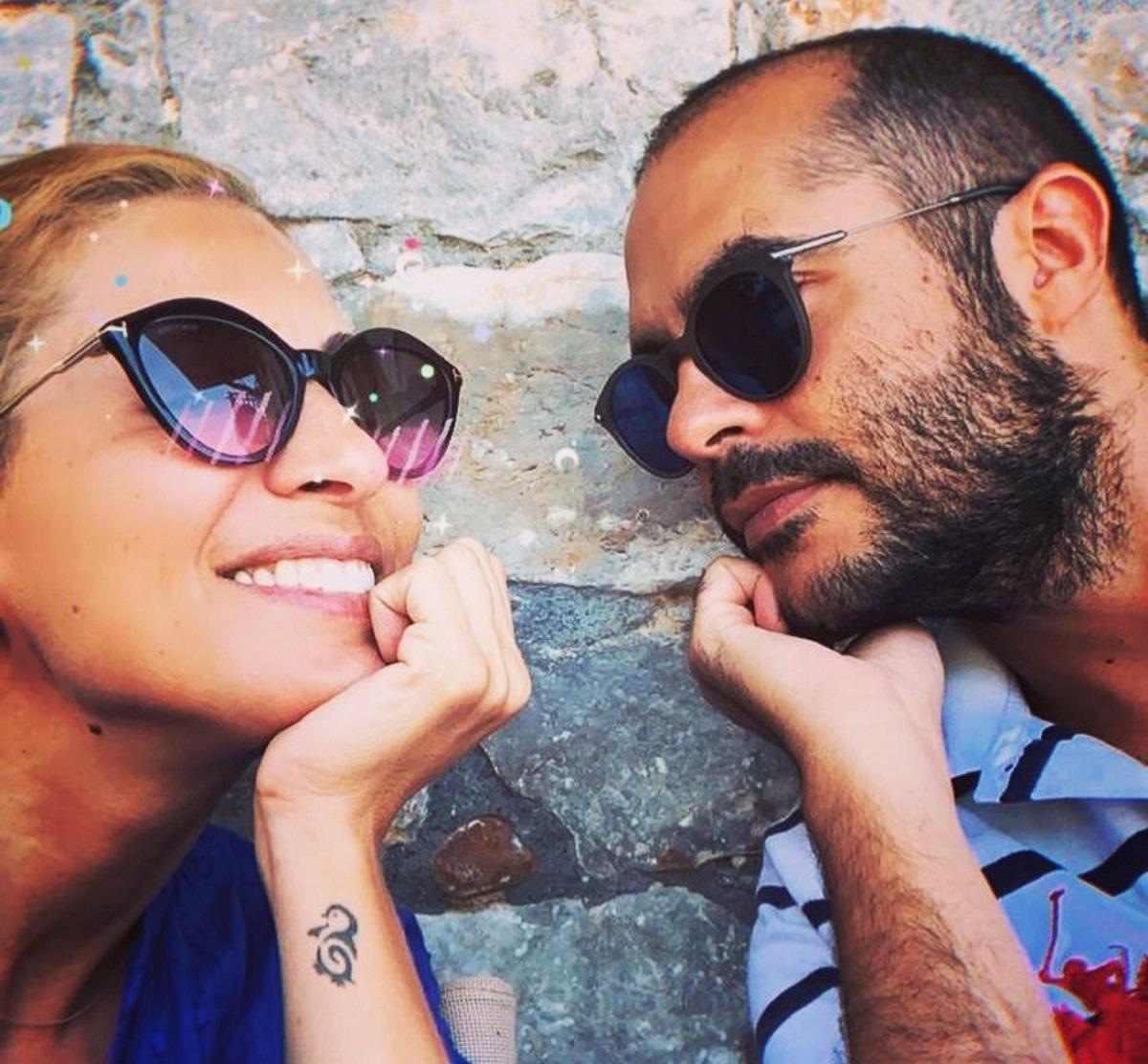 """Μαρία Ηλιάκη: """"Εγώ και εσύ"""" – Η τρυφερή ανάρτηση του συντρόφου της [pic]"""