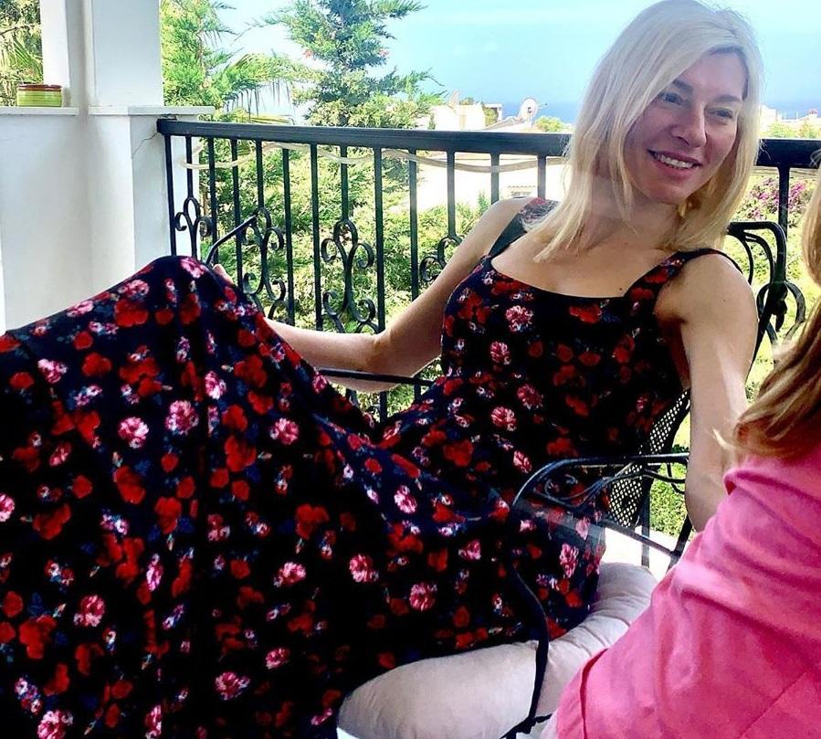 Ζέτα Δούκα: Ο σύζυγός της γυμνάζεται με βοηθό την κόρη τους κι εκείνη τους καμαρώνει! [video]