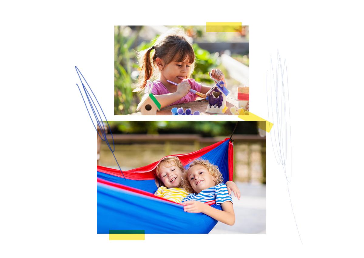 Καλοκαίρι στο σπίτι: 7 ιδέες για να περάσει το παιδί σου ευχάριστα!