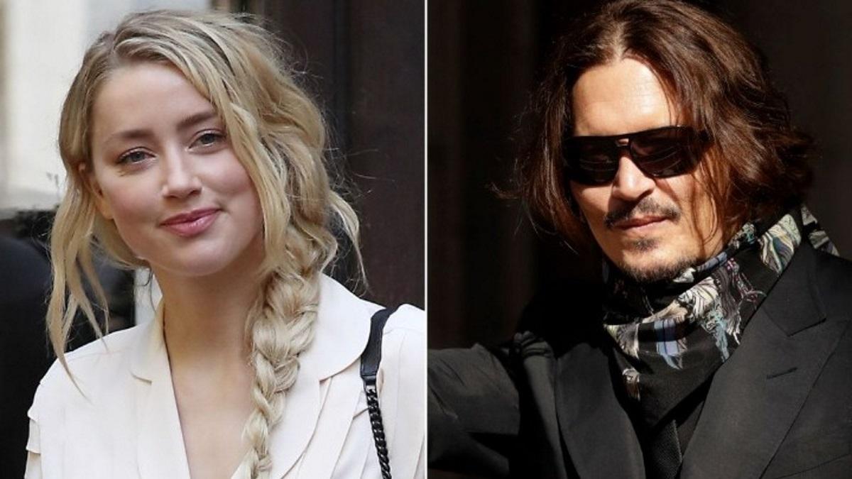 Η Amber Heard παραδέχτηκε ότι χτύπησε τον Johnny Depp!