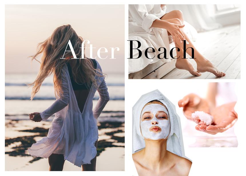 Τρεις βασικές κινήσεις που πρέπει να κάνεις μετά την παραλία!   tlife.gr