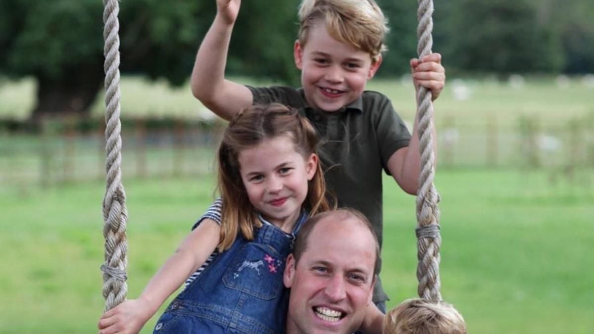 Πριγκιπικά γενέθλια στη Μεγάλη Βρετανία! Ο πρίγκιπας George έγινε 7 χρόνων