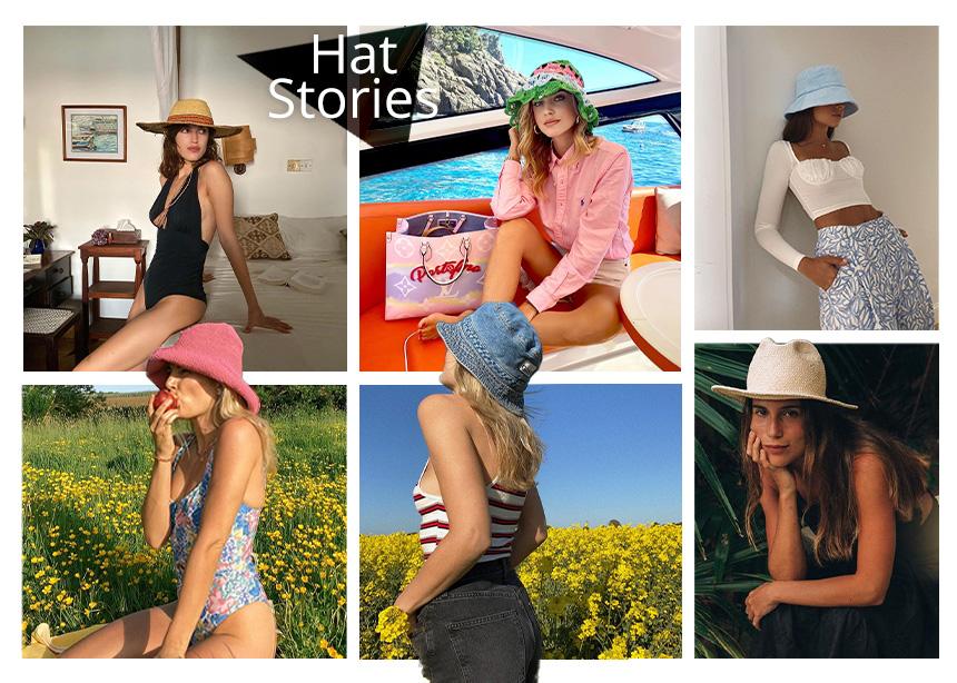 Aυτά τα καπέλα φοράνε φέτος οι influencers! | tlife.gr