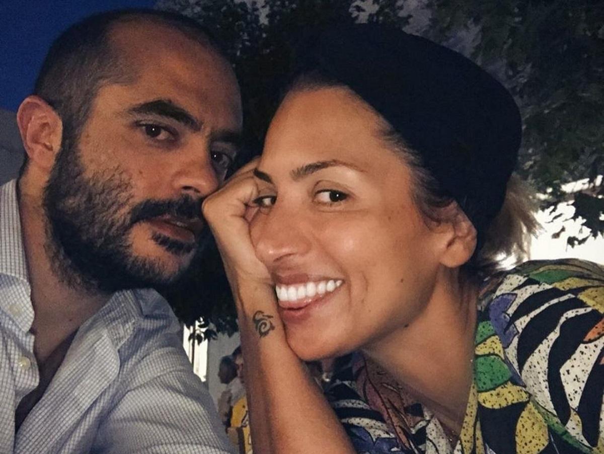 Μαρία Ηλιάκη: Ο σύντροφός της, Στέλιος Μανουσάκης, είναι ο MasterChef της [pic]