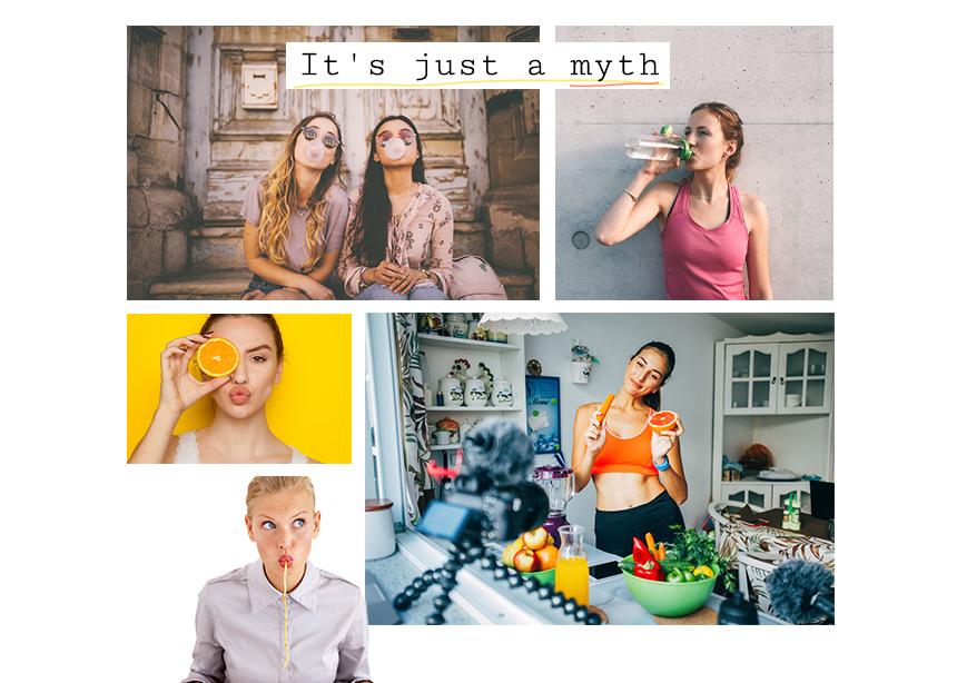 6 διαδεδομένοι διατροφικοί μύθοι που η επιστήμη καταρρίπτει!