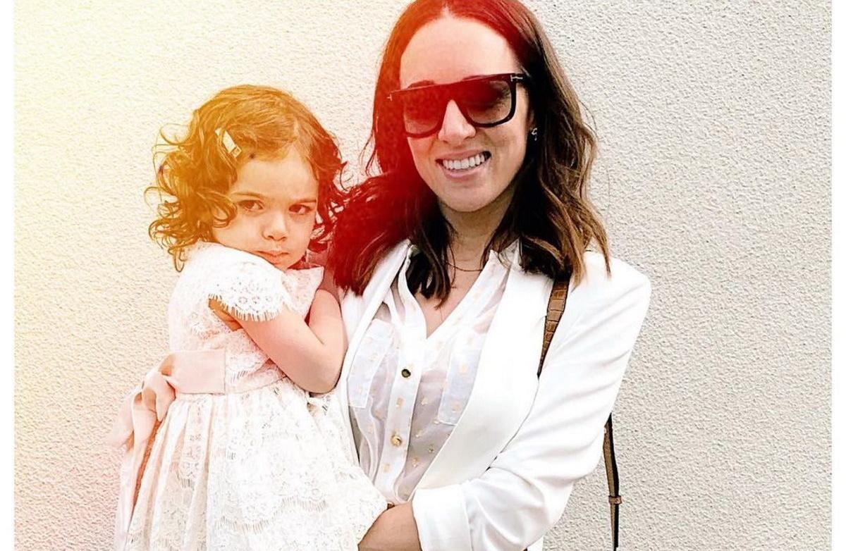Καλομοίρα: Η μικρή Αναστασία έχει γενέθλια! Οι τρυφερές ευχές στην κόρη της [pic]