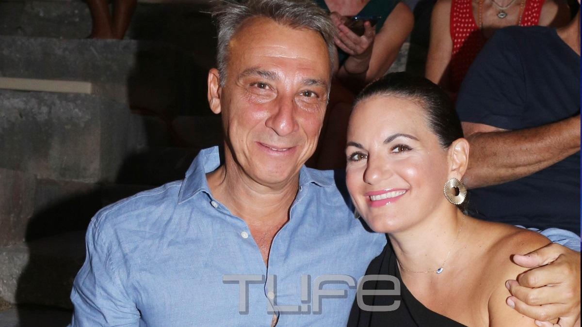 Όλγα Κεφαλογιάννη – Μίνως Μάτσας: Νέα επίσημη έξοδος στην Επίδαυρο! [pics]