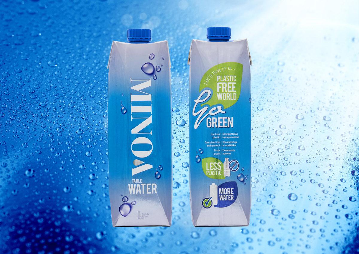Το νερό του φετινού καλοκαιριού έρχεται σε οικολογική συσκευασία!   tlife.gr