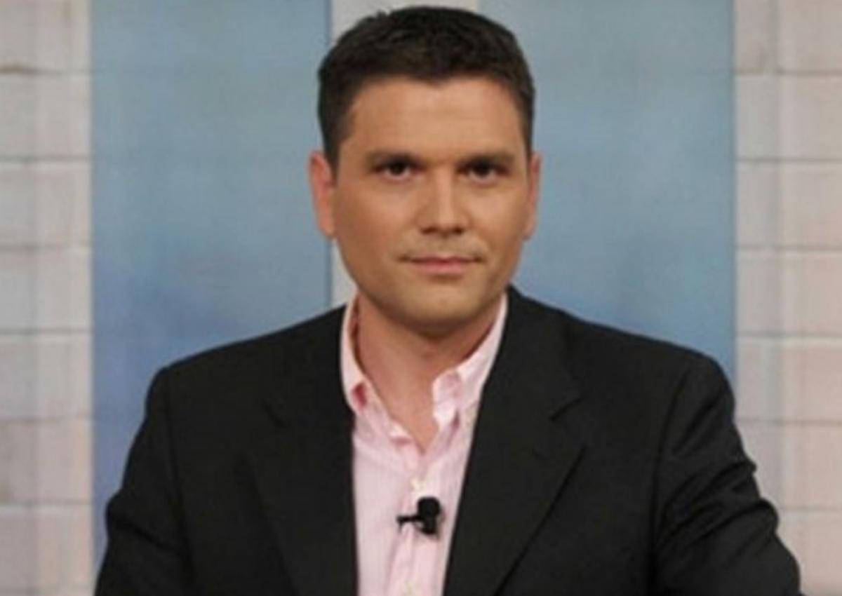 Ντίνος Σιωμόπουλος: Θα γίνει πατέρας σε 2 μήνες! [video]