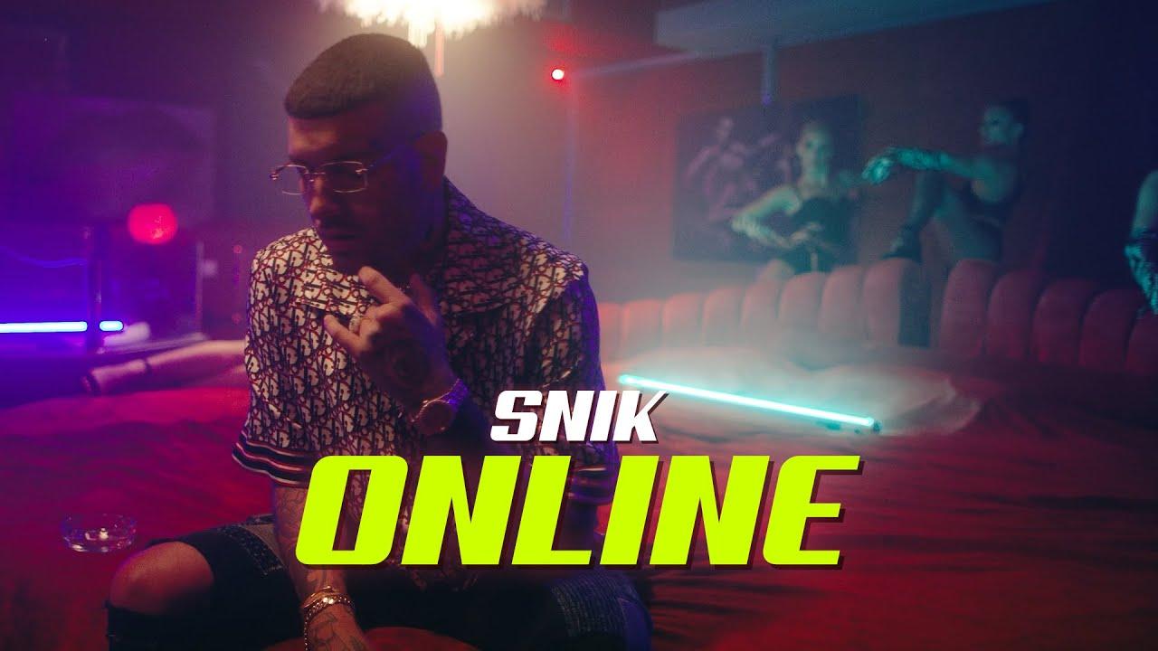 Snik: Κυκλοφόρησε το πιο σέξι video clip για το τραγούδι ONLINE!