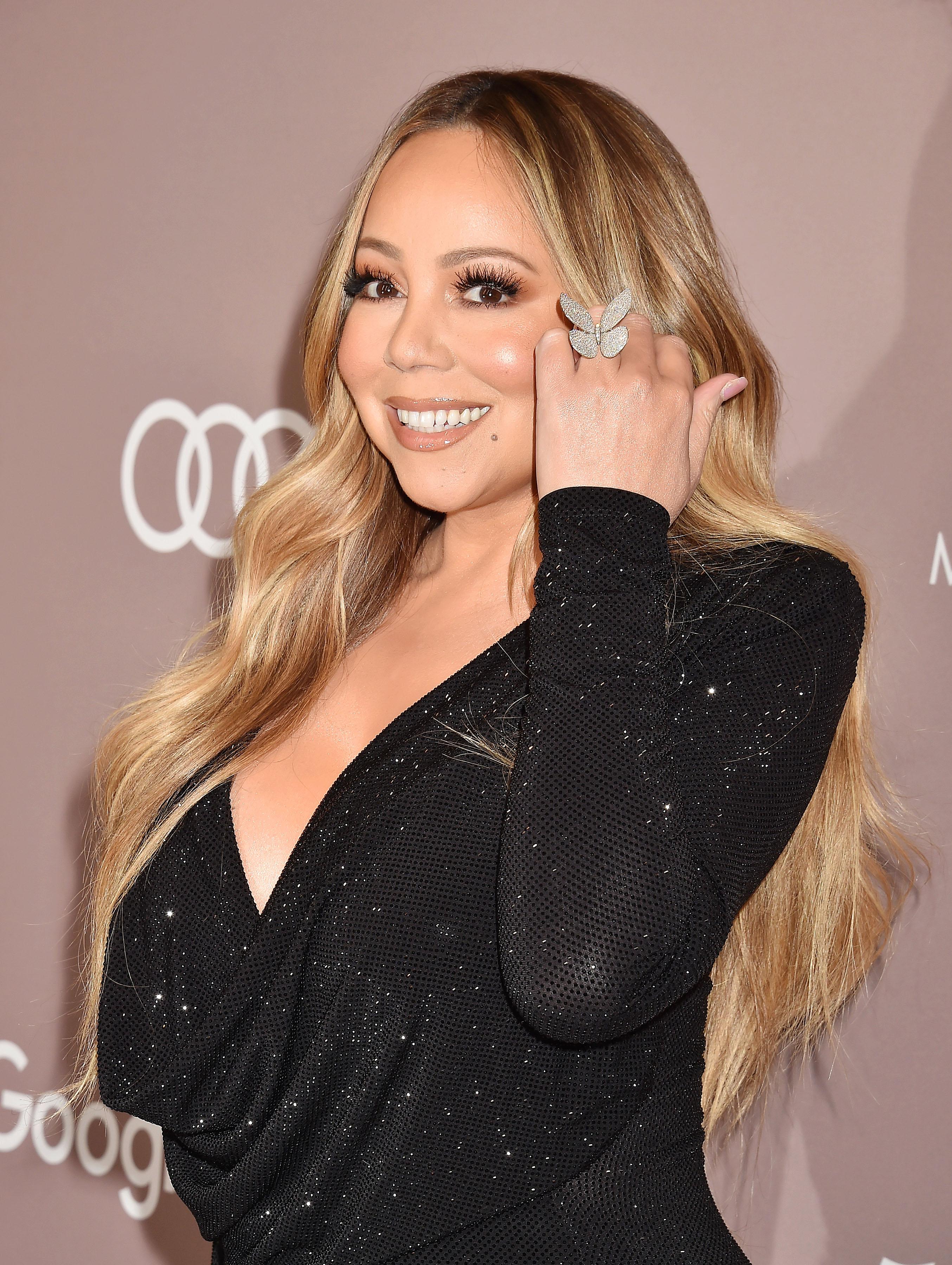 Η Mariah Carey μας πήγες πίσω στα 90's με αυτό το χτένισμα. Μαντεύεις ποιο είναι;