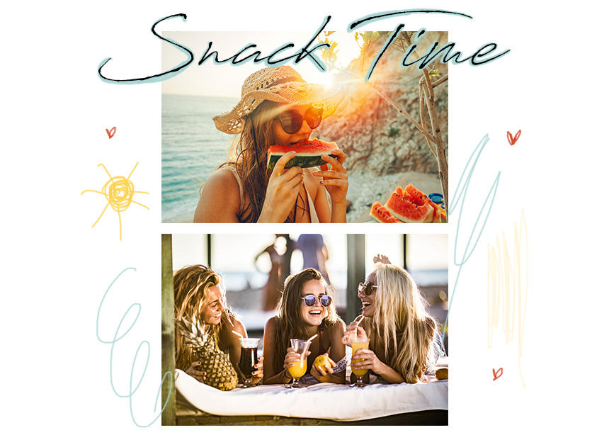 Πάμε παραλία; Τα light snacks που μπορείς να ετοιμάσεις και να έχεις μαζί σου!   tlife.gr