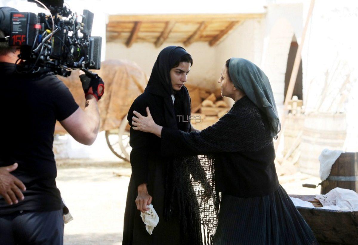 Τόνια Σωτηροπούλου: Αγνώριστη για τις ανάγκες της ταινίας «Man of God», όπου συμμετέχει! Φωτογραφίες | tlife.gr