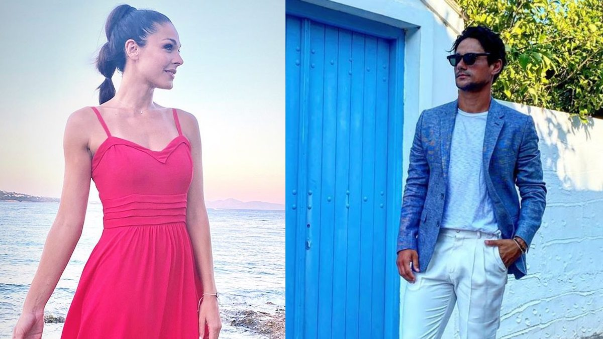 Ο Πάνος Βλάχος και η Ιωάννα Τριανταφυλλίδου καλεσμένοι σε γάμο στις Σπέτσες! [pics] | tlife.gr
