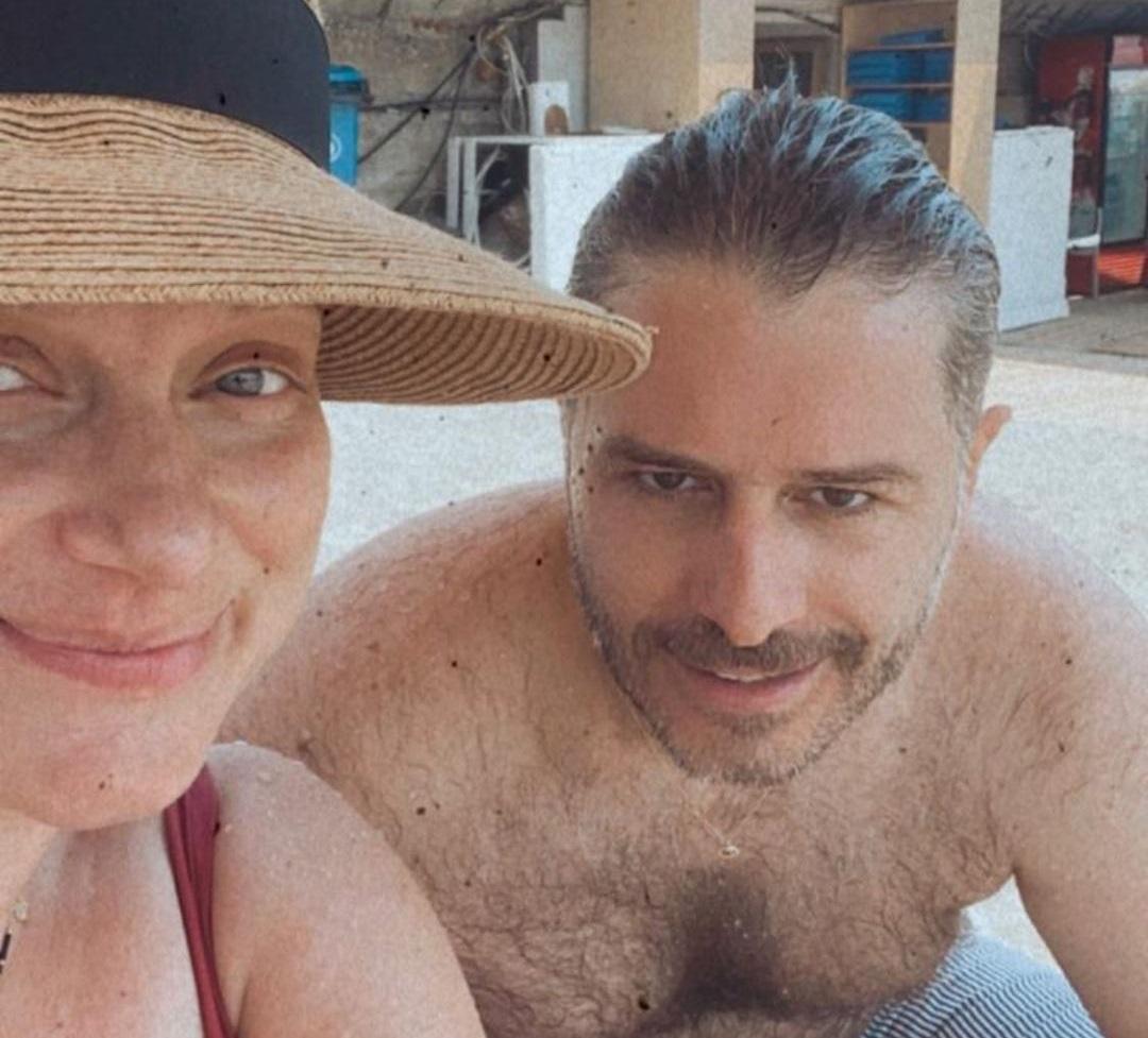 Αλέξανδρος Μπουρδούμης – Λένα Δροσάκη: Ο μήνας του μέλιτος συνεχίζεται! Ξέγνοιαστες στιγμές στη θάλασσα [pics]   tlife.gr