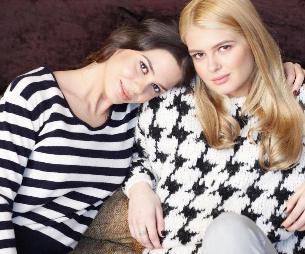 Αλεξάνδρα Κωστοπούλου: Οι τρυφερές ευχές για την γιορτή της αδερφής της, Αμαλίας! Φωτογραφία
