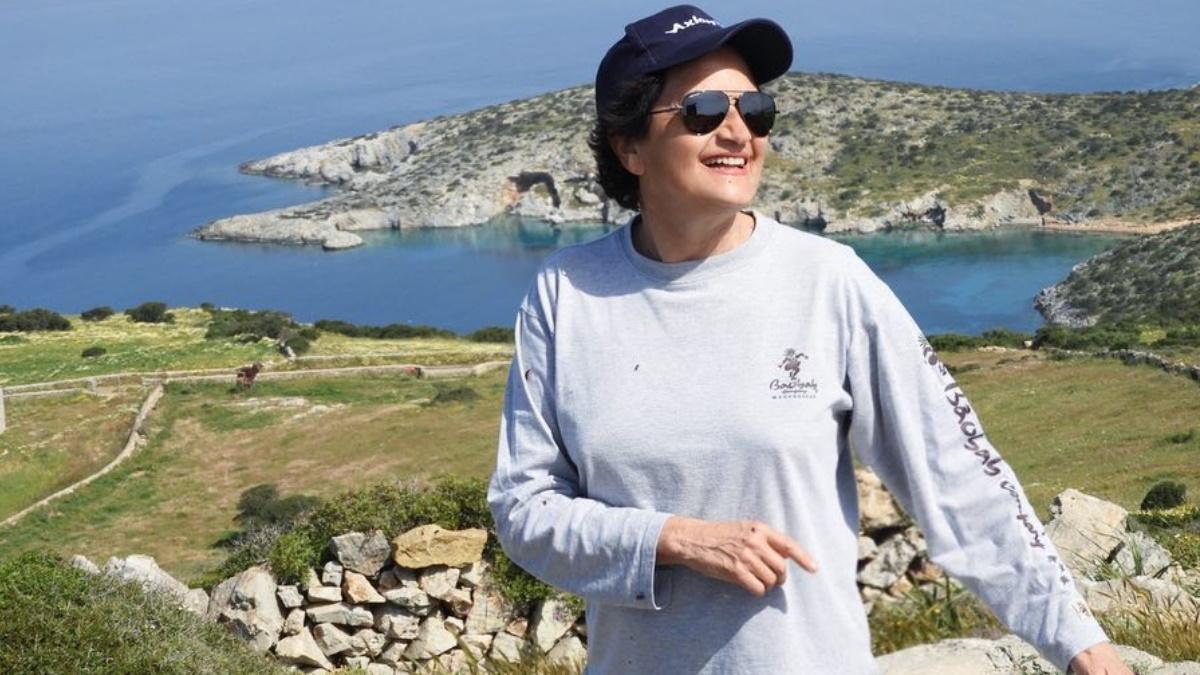 Η συγκινητική ανάρτηση της Άλκηστις Πρωτοψάλτη για το Καστελόριζο