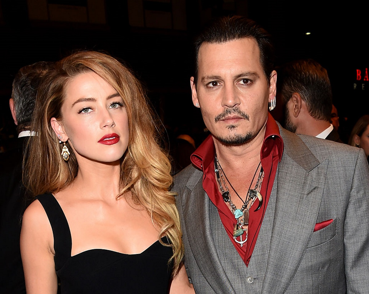Johnny Depp VS Amber Heard – Μια σχέση μίσους και πάθους