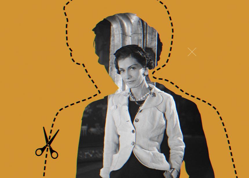 H σχέση της Coco Chanel με τις τέχνες μέσα από ένα art video