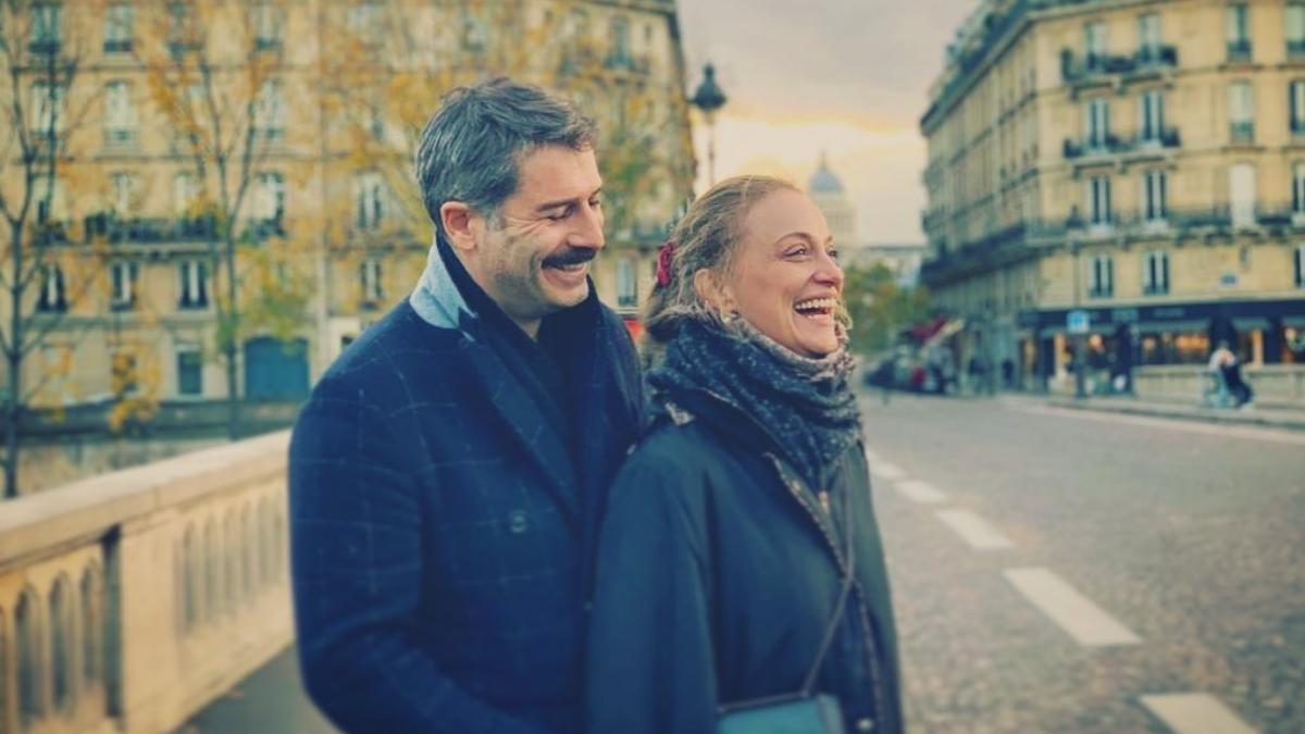 Αλέξανδρος Μπουρδούμης – Λένα Δροσάκη: Νέα φωτογραφία μέσα από το μαιευτήριο!