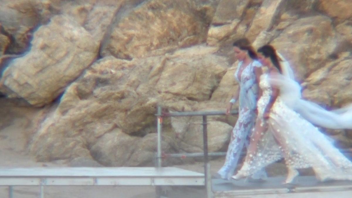 Εριέττα Κούρκουλου – Βύρωνας Βασιλειάδης: Όλα όσα έγιναν στον παραμυθένιο γάμο τους στη Μύκονο! | tlife.gr