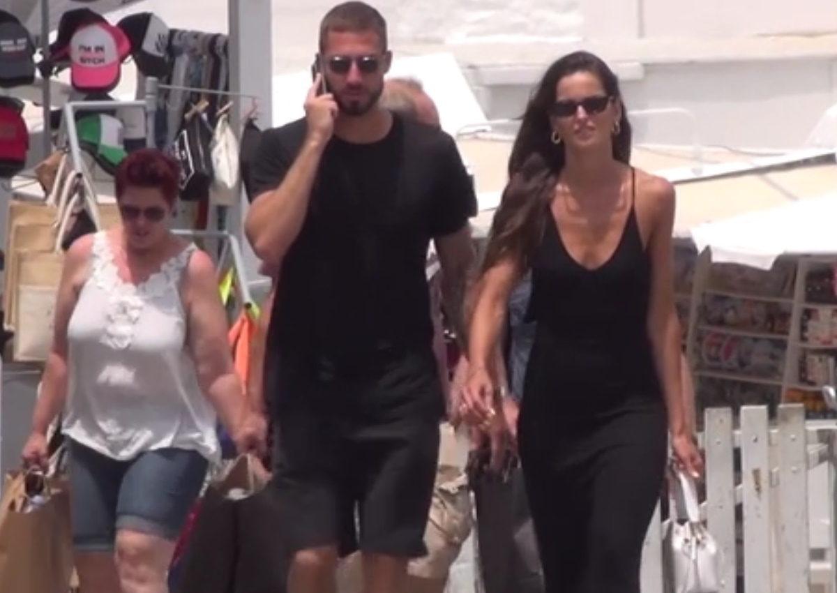 Η Izabel Goulart και ο Kevin Trapp συνεχίζουν τις διακοπές τους στη Μύκονο! [video]   tlife.gr