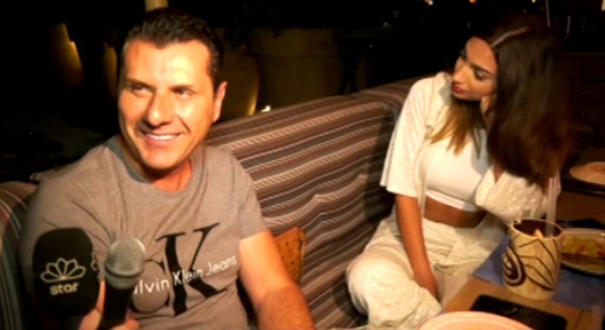 Γιάννης Μάρκου: Ξεπερνά την Τζούλια Νόβα με νέα μελαχρινή συνοδό! [video] | tlife.gr
