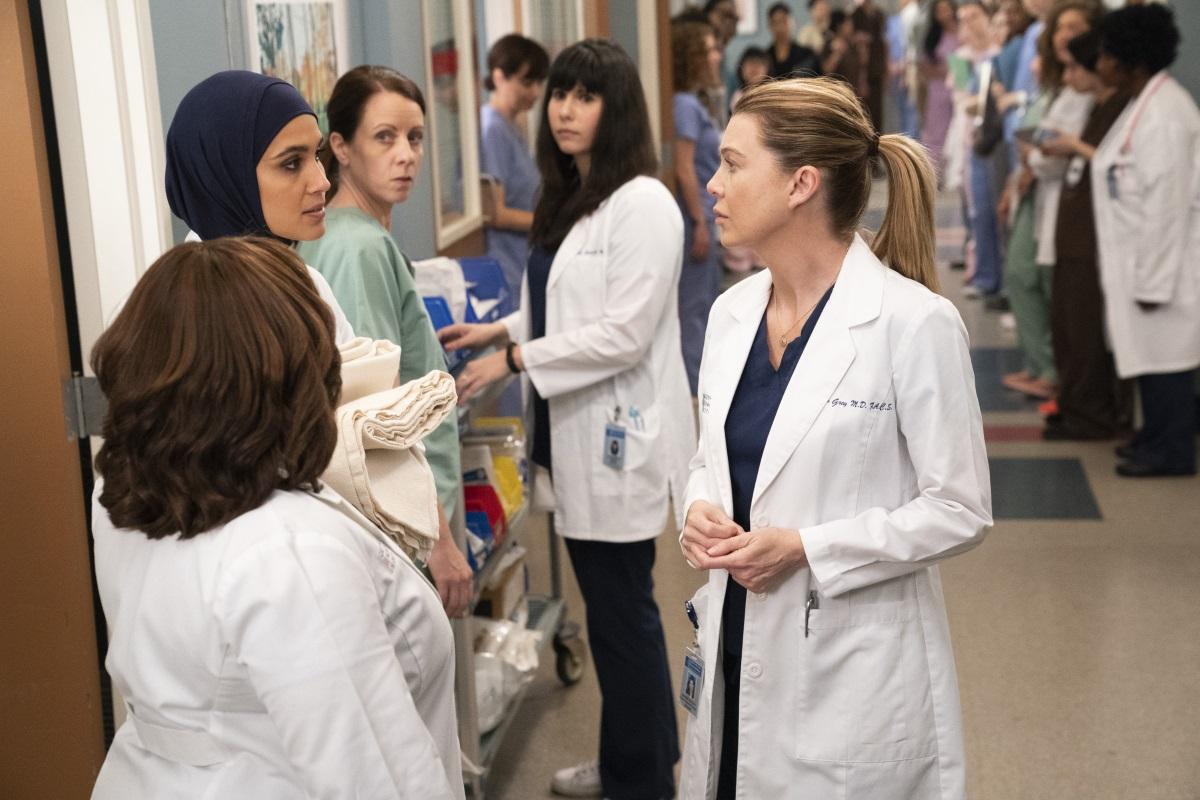 Κι όμως η επόμενη σεζόν του «Grey's Anatomy» θα είναι αφιερωμένη στην πανδημία του Covid-19!