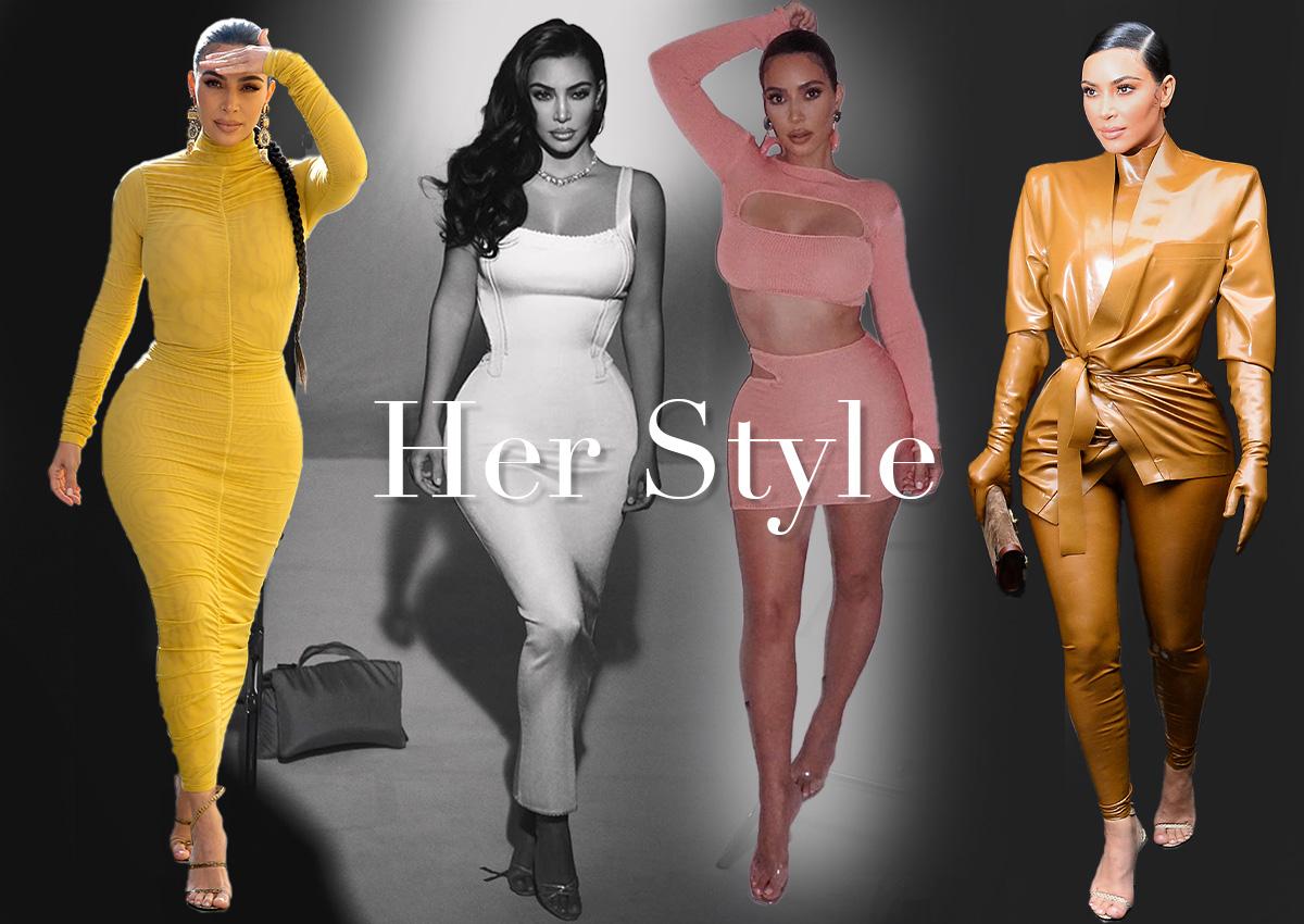 Kim Kardashian! Πως καταφέρνει να μας εντυπωσιάζει με κάθε της εμφάνιση