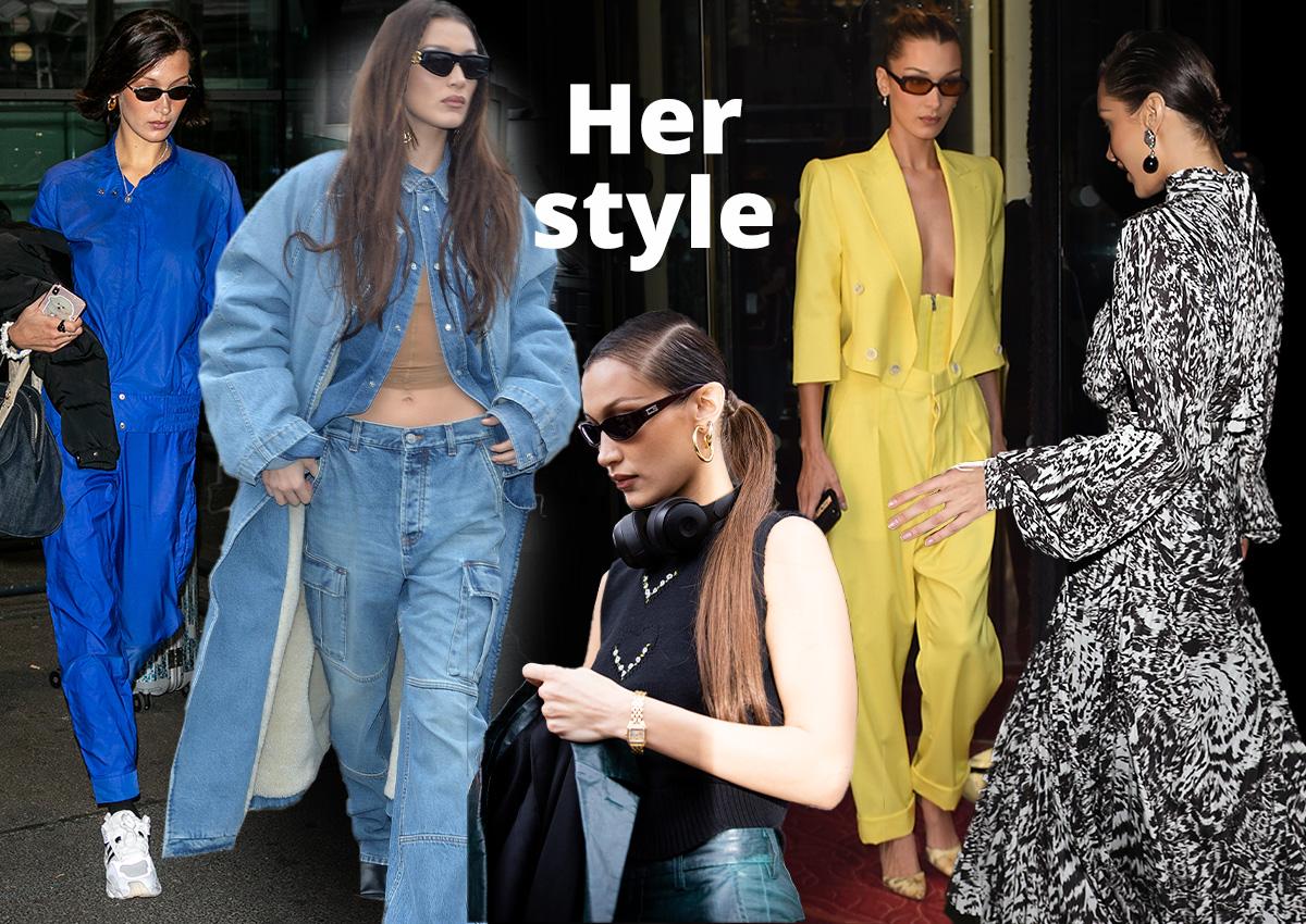 Βella Hadid! Το μοντέλο που απογειώνει το street style