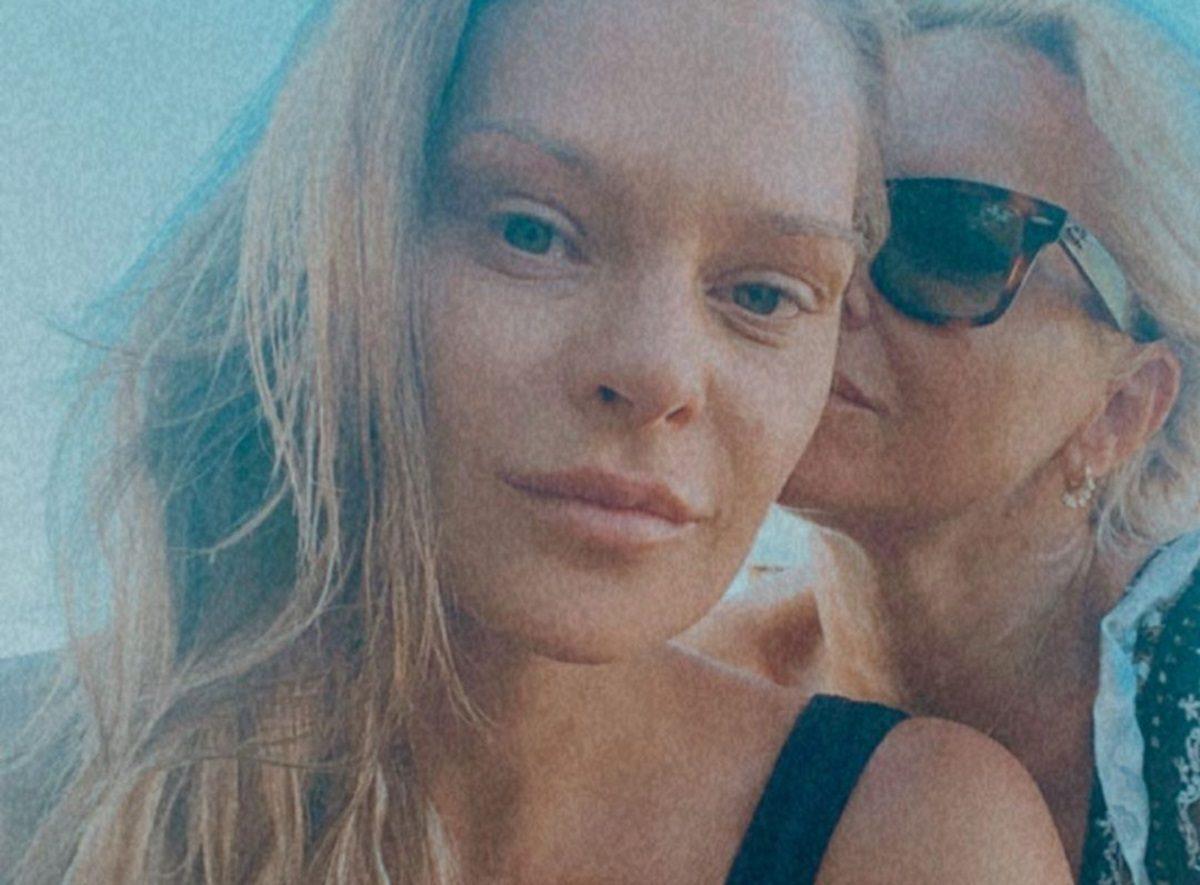 Μαρία Μπεκατώρου – Υβόννη Μπόσνιακ: Ξέγνοιαστες διακοπές για τις δύο φίλες [pics] | tlife.gr