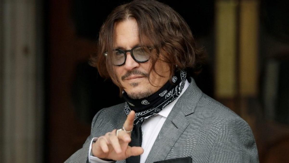 Οι υπάλληλοι του Johnny Depp στο πλευρό του Αμερικανού ηθοποιού