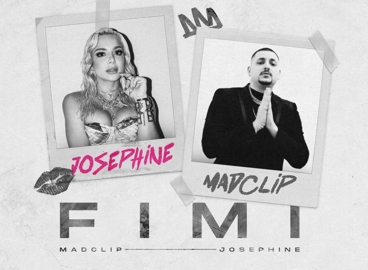 Mad Clip x Josephine – «Fimi»: «Σαρώνει» σε digital charts και YouTube!