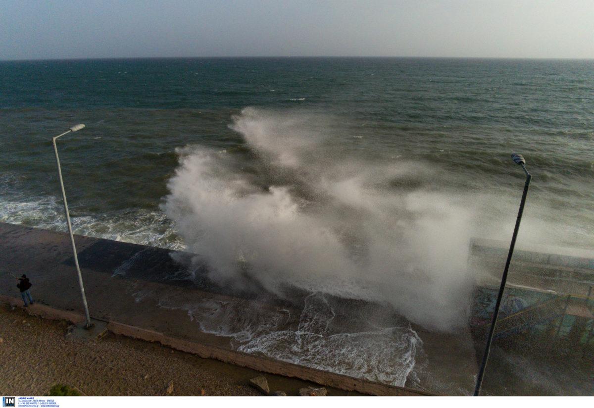 Καιρός αύριο: Άνοδος της θερμοκρασίας και ισχυροί άνεμοι | tlife.gr
