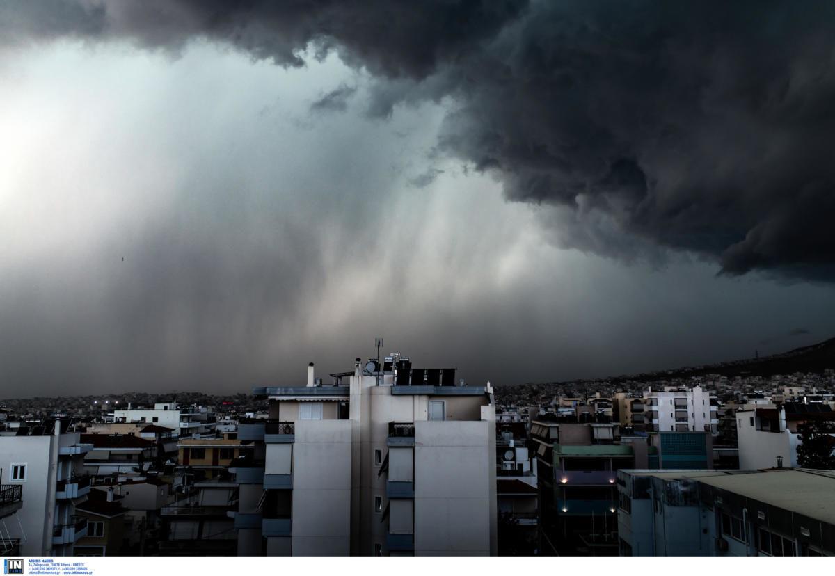 Καιρός: Ραγδαία επιδείνωση μέχρι το βράδυ – Πού θα χτυπήσει η κακοκαιρία | tlife.gr