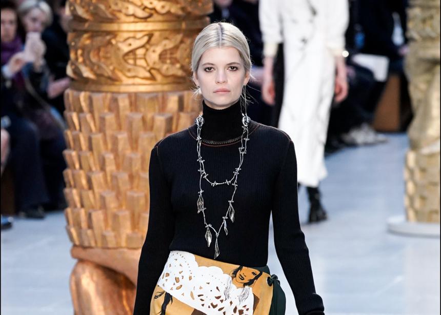 Δες το trend που επαναφέρει η Chloe στα κοσμήματα για την νέα σεζόν