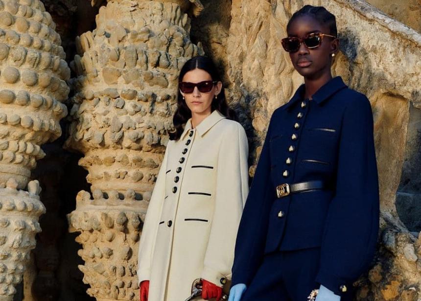 Ο οίκος Lanvin μας δείχνει τα πιο chic πανωφόρια για την νέα σεζόν