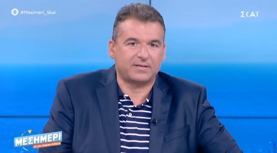 """Γιώργος Λιάγκας: Η εξομολόγηση στην τελευταία εκπομπή στον ΣΚΑΪ! """"Ήταν μια δύσκολη χρονιά για μένα"""""""