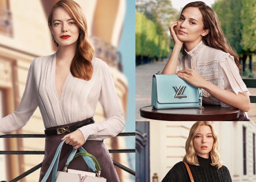 Η all star καμπάνια του οίκου Louis Vuitton