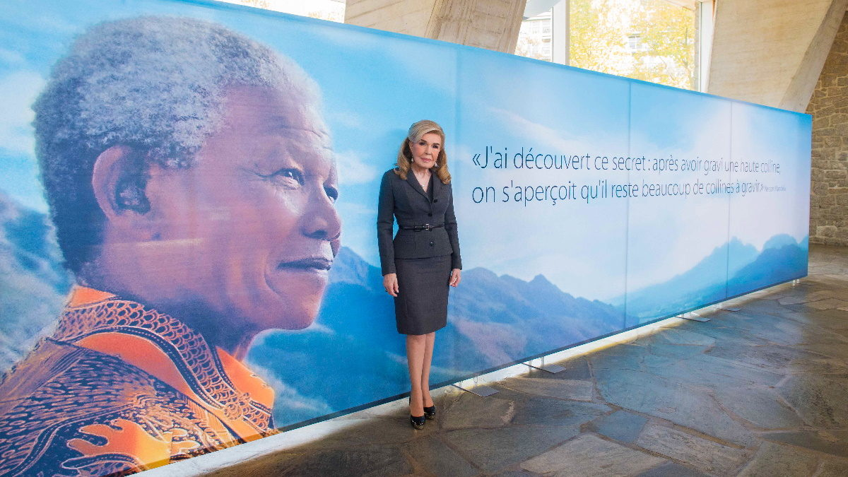 Κορυφαία διάκριση από τον ΟΗΕ για την Μαριάννα Βαρδινογιάννη!