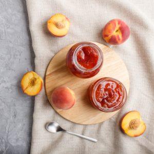Συνταγή για σπιτική μαρμελάδα ροδάκινο