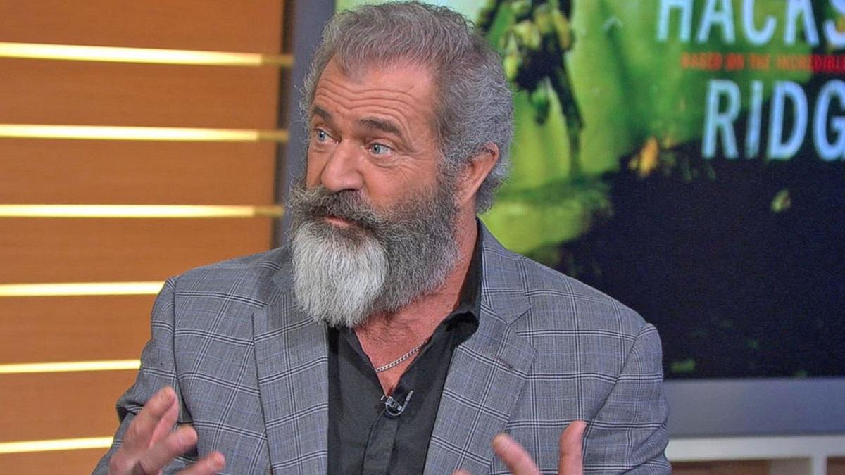 Ο Mel Gibson αποκάλυψε ότι νόσησε με Covid-19!