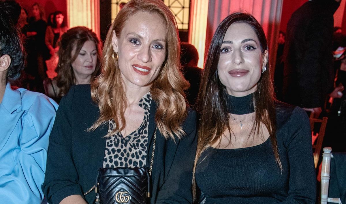 Ελεονώρα Μελέτη – Φλορίντα Πετρουτσέλι: Βραδινή έξοδος για τις δύο φίλες! [pics]