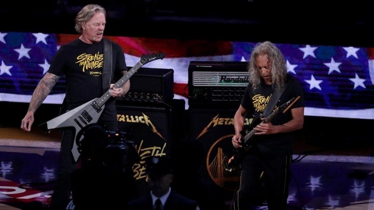 Οι Metallica αγοράζουν τα δικαιώματα τραγουδιών άλλων δημιουργών | tlife.gr