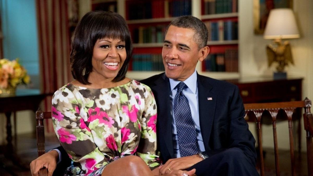 Πρώτος καλεσμένος της Michelle Obama στο Spotify podcast ο Barack!