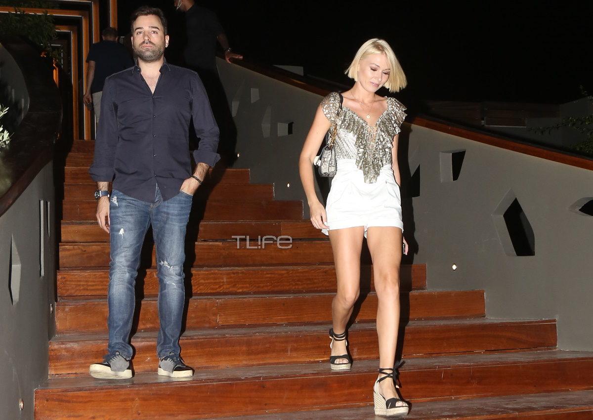 Μικαέλα Φωτιάδη: Full in love σε βραδινή έξοδο με τον σύντροφό της, Αλέξανδρο Σπυριλιώτη! [pics] | tlife.gr