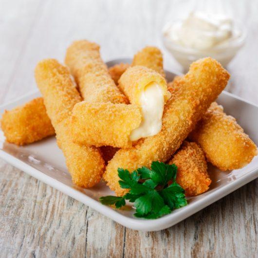 Συνταγή για sticks μοτσαρέλα   tlife.gr