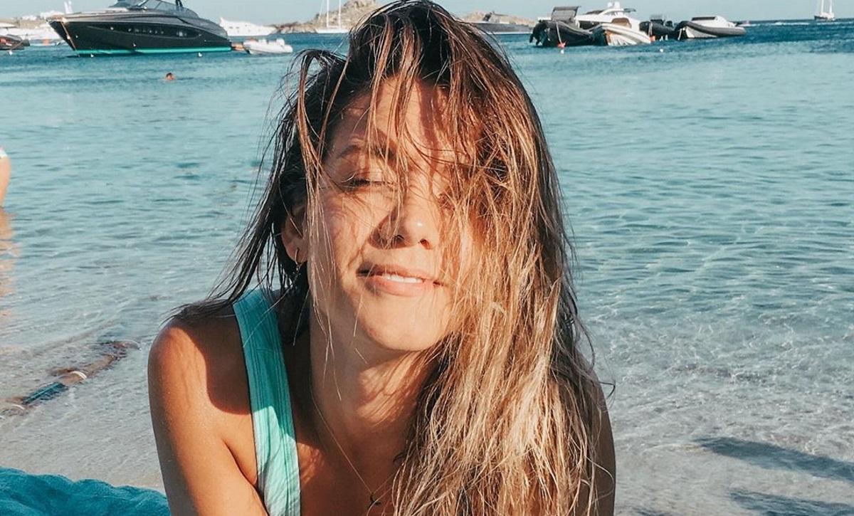 Νίκη Θωμοπούλου: Μας δείχνει καρέ καρέ πώς φούσκωνε η κοιλιά της στην εγκυμοσύνη της! Φωτογραφία