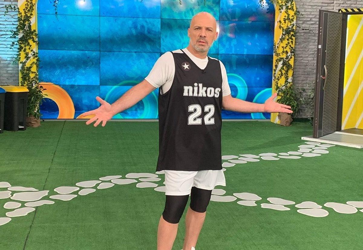 Νίκος Μουτσινάς: Αποχαιρέτησε τους τηλεθεατές του «Καλό Μεσημεράκι» και ανανέωσε το ραντεβού τους για τον Σεπτέμβρη [video] | tlife.gr
